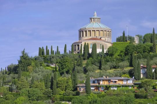 Verona: Das Kloster Santuario della Madonna