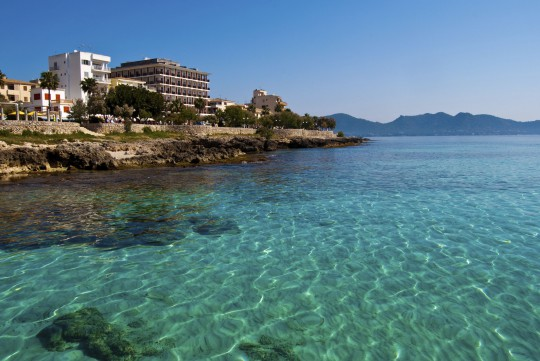 Mallorca: Küste
