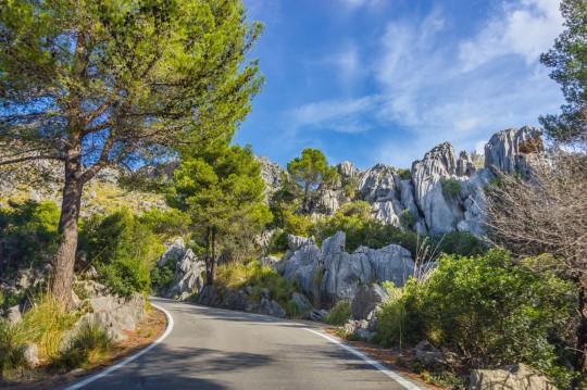 Mallorca: Sa Calobra II