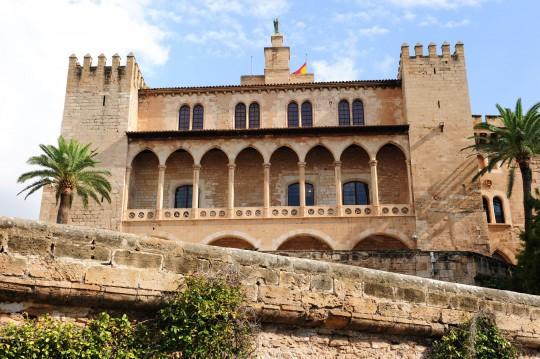 Mallorca: Palau de l'Almudaina