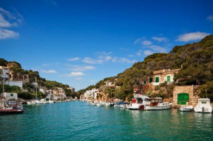 Mallorca: Santanyí