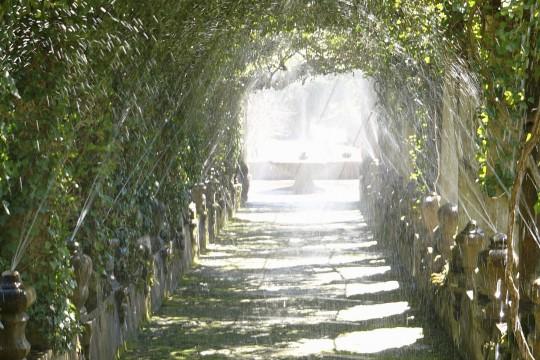 Mallorca: Jardins d'Alfabia
