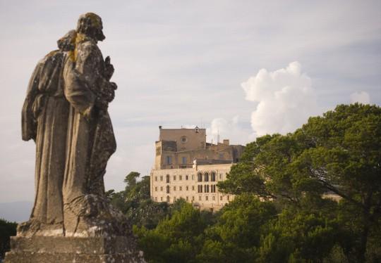 Mallorca: Santuari de Sant Salvador
