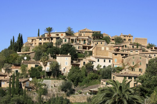 Mallorca: Künstlerdorf Deia