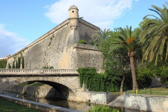 Mallorca: Es Baluard