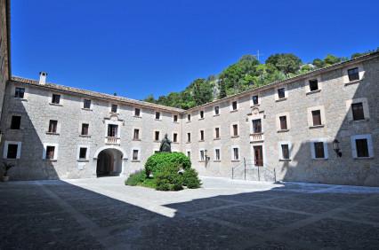 Mallorca: Monestir de Lluc