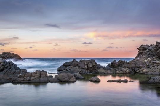 Menorca: Sonnenuntergang