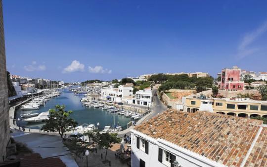 Menorca: Hafen