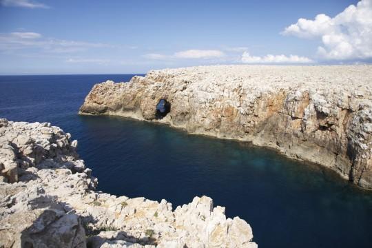 Menorca: Cales Coves