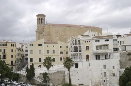 Menorca: Santa Maria