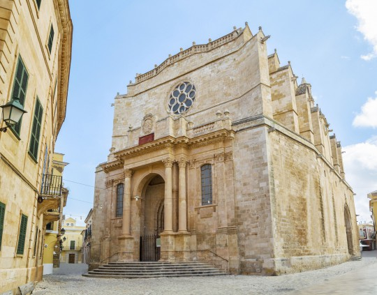 Menorca: Catedral Santa Maria