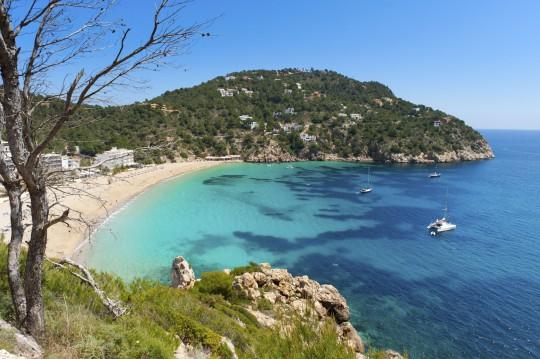 Ibiza: Cala de Sant Vicent