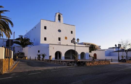 Ibiza: Kirche in Sant Joseph