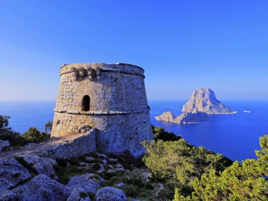 Ibiza: Turm von Savinar