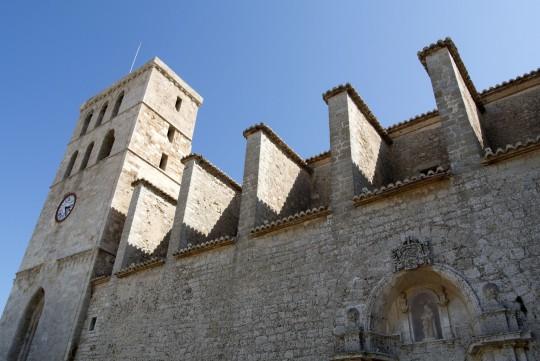 Ibiza: Catedral Nostra Senyora de las Neus