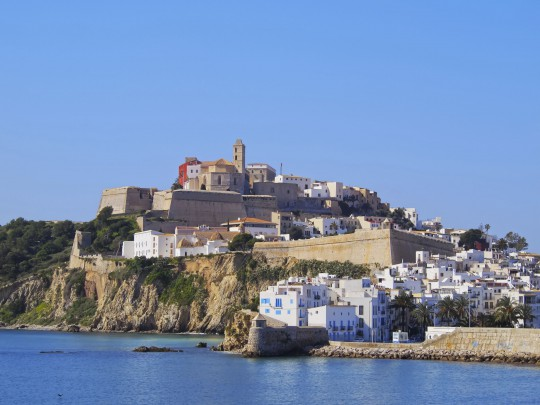 Ibiza: Castillo de Eivissa
