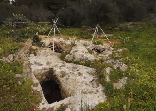 Ibiza: Necrópolis Puig des Molins