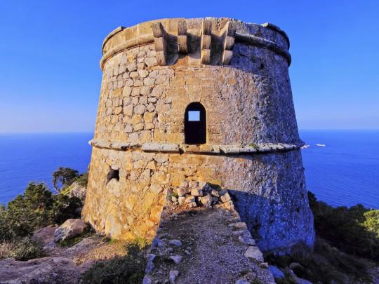 Ibiza: Torre des Savinar