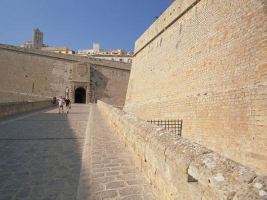 Ibiza: dalt vila