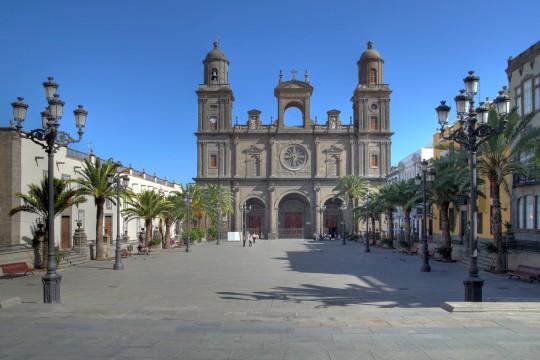 Gran Canaria: Kathedrale von Saint Ana