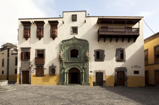 Gran Canaria: Casa de Colon