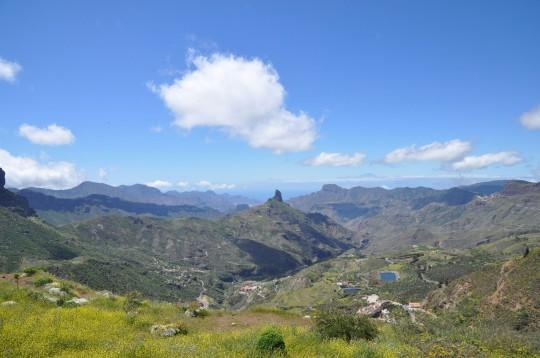 Gran Canaria: Roque Bentaiga