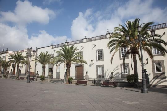 Gran Canaria: Plaza de Santa Ana