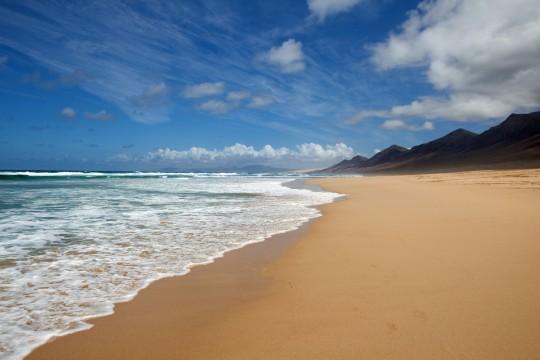 Fuerteventura: Playa de Cofete