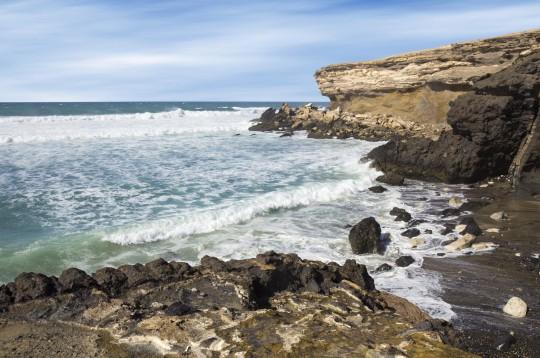 Fuerteventura: Strand La Pared - Westküste