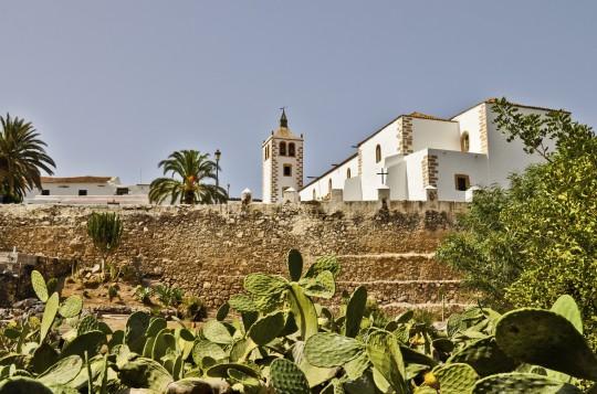 Fuerteventura: Santa Maria Kirche in Betancuria