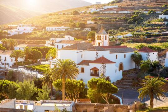 Fuerteventura: Betancuria