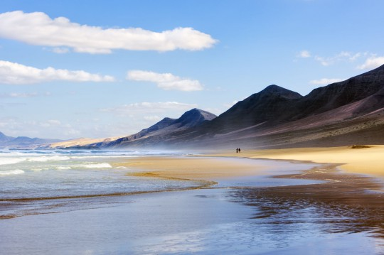 Fuerteventura: Cofete