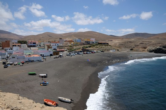 Fuerteventura: Ajuy
