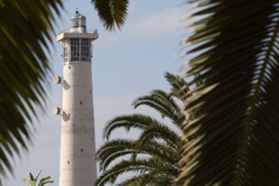 Fuerteventura: Leuchtturm Punta Pesebre