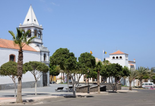Fuerteventura: Iglesia Nuestra Senora del Rosario
