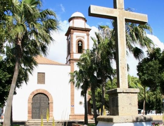 Fuerteventura: Iglesia Senora de Antigua
