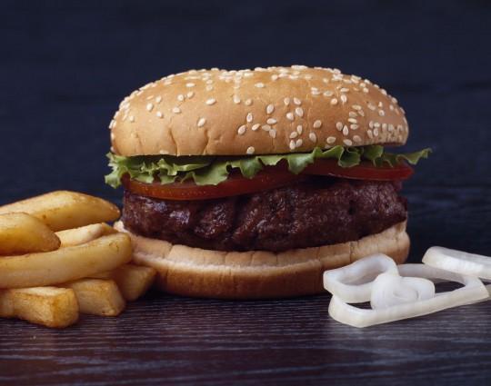 Chacho Fresh Burger (Symbolbild)