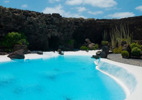 Lanzarote: Jameos del Agua