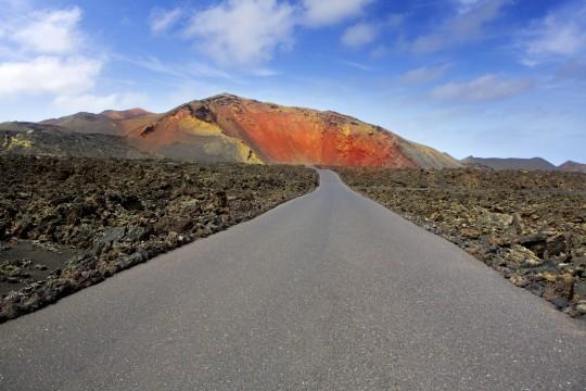 Lanzarote: Montañas del Fuego