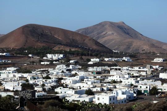 Lanzarote: Yaiza