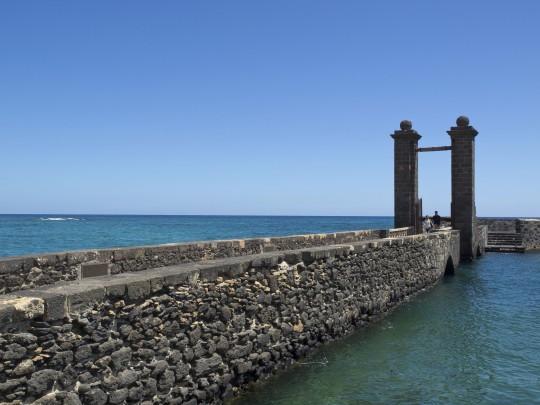Lanzarote: Castillo de San Gabriel