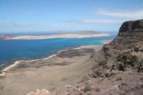 Lanzarote: Isla Graciosa