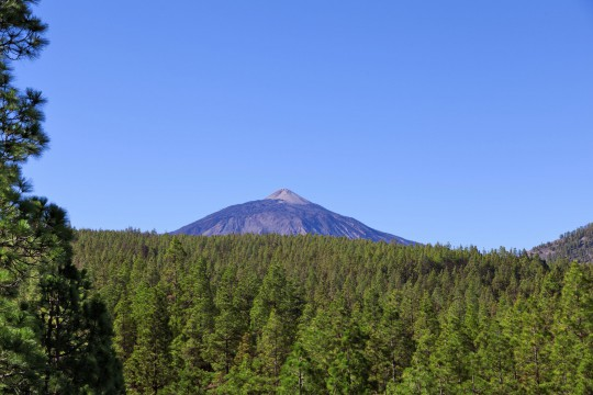 Teneriffa: Pico del Teide
