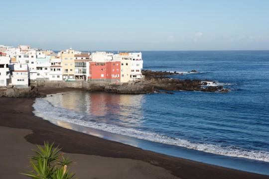 Teneriffa: Puerto de la Cruz