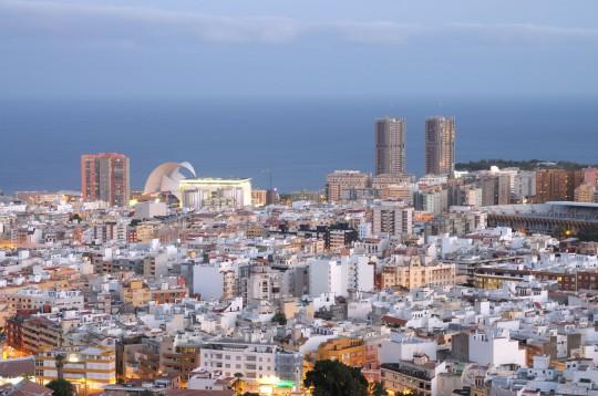Teneriffa: Santa Cruz de Tenerife