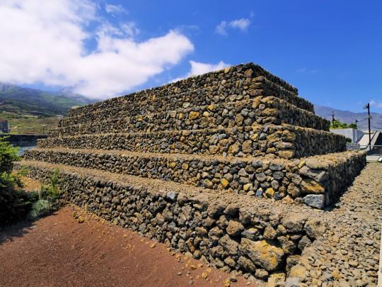 Teneriffa: Die Pyramiden von Güimar