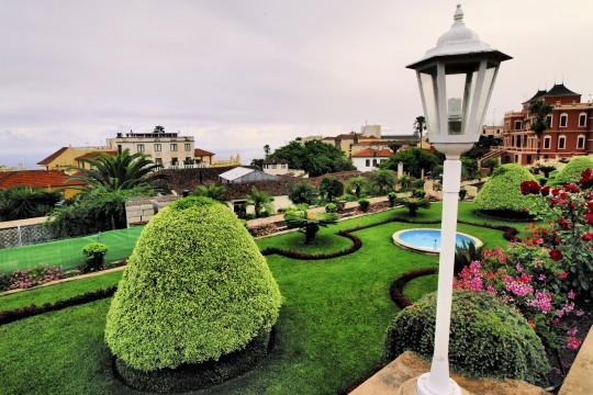 Teneriffa: Jardin Botanico de la Orotava