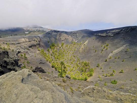 La Palma: Vulkan San Antonio