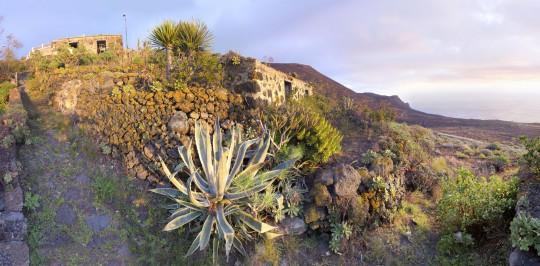 La Palma: Landschaft