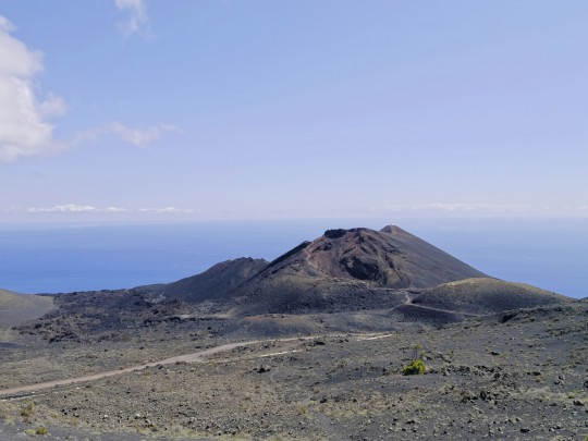 La Palma: Vulkan Teneguia